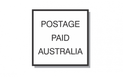 Postage Paid Stamps