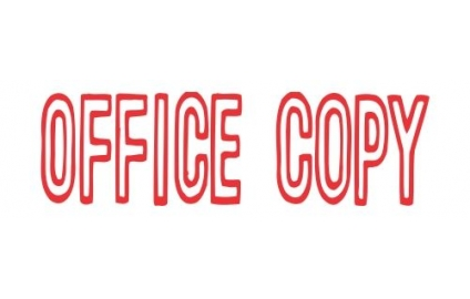 OFFICE COPY